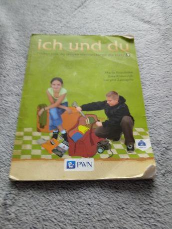 Książka do j. niemieckiego Ich und du klasa 5