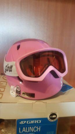 Горнолижний шлем Giro Launch XS