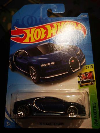 Hot Wheels - '16 Bugatti Chiron