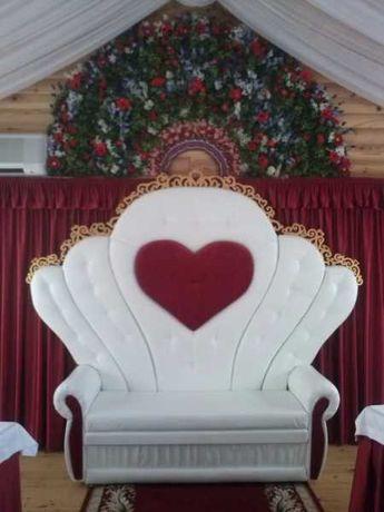 Продам Свадебный трон