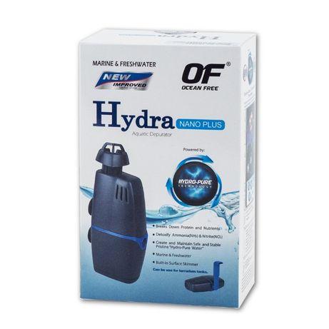 Filtro para agua doce / salgada - Hydra Nano Plus - Novo na caixa