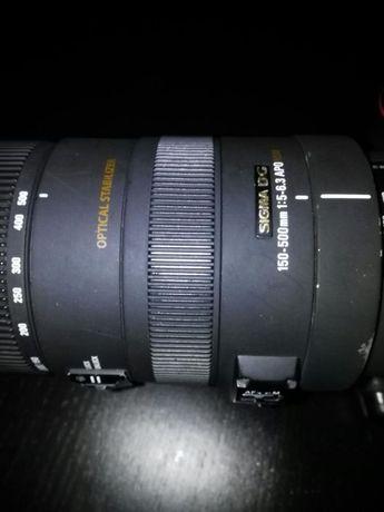 Sigma 150 500 Nikon