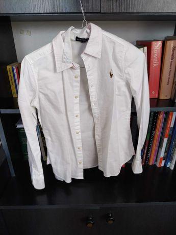 Koszula biała Ralph Lauren