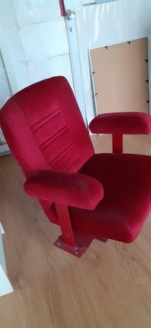 Cadeira Vintage antigo cinema OITA Aveiro poltrona