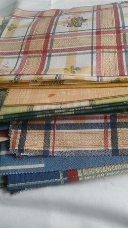 Tecidos retalhos
