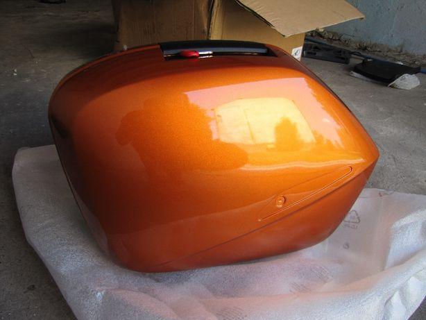 Kufry boczne Honda Varadero pomarańczowe fabrycznie nowe