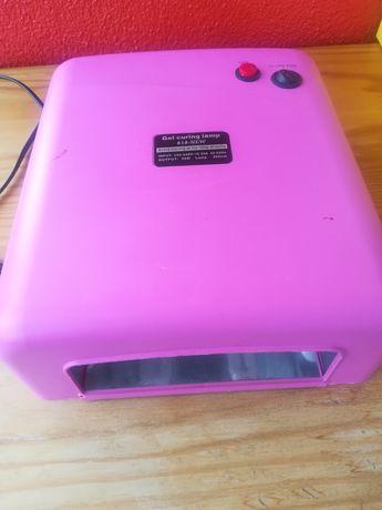 Catalisadores UV Gel 36W