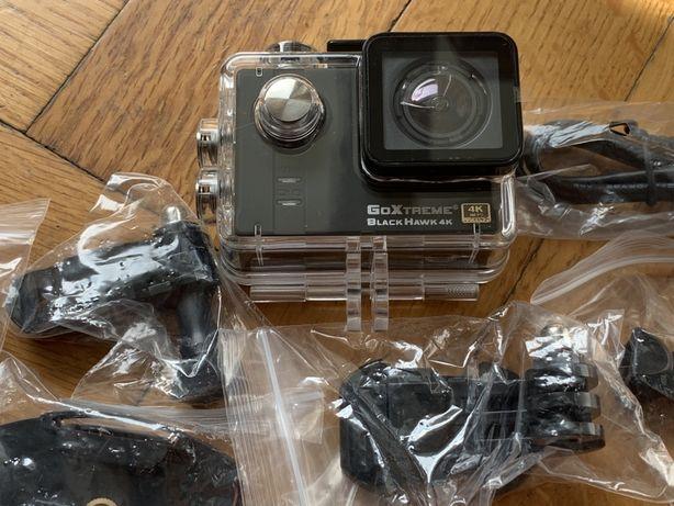 Kamera sportowa EasyPix GoXtreme Black Hawk 4K stabilizacja sjcam