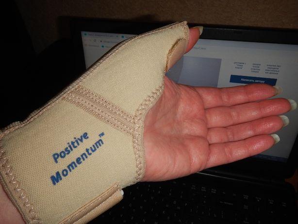 Ортез бандаж на палец руки Positive Momentum p.L Шина Spica