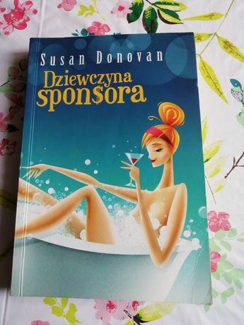 Książka: Dziewczyna sponsora - Susan Donovan