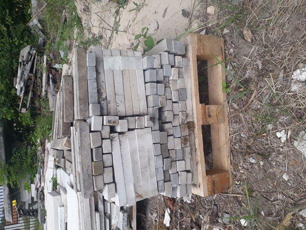 Ostrzałki z kamienia piaskowego ( Ok. 350szt)