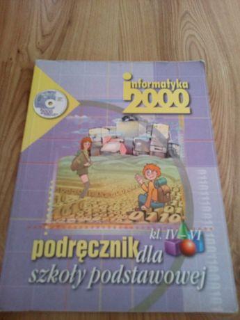 Informatyka 2000, podręcznik do informatyki dla klas IV-VI