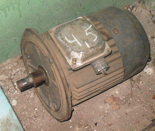 Электродвигатели, 380в.- 4,5 Квт,5,5Квт,7,5Квт все 1000 об.