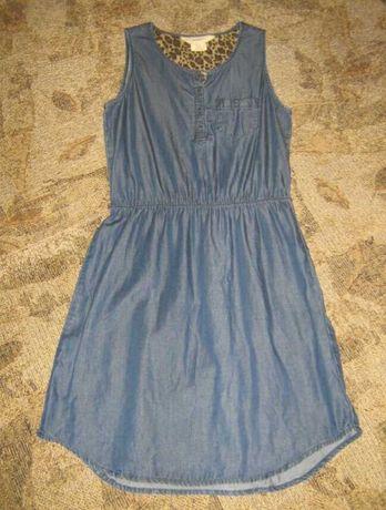 Летнее платье H&M на 12-13 лет
