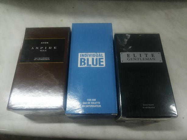Perfumy nowiutkie w opakowaniu