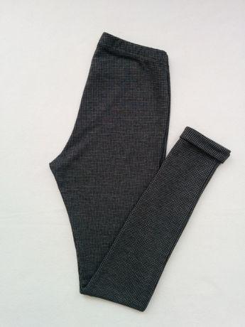 NOWE legginsy w pepitkę NEW LOOK