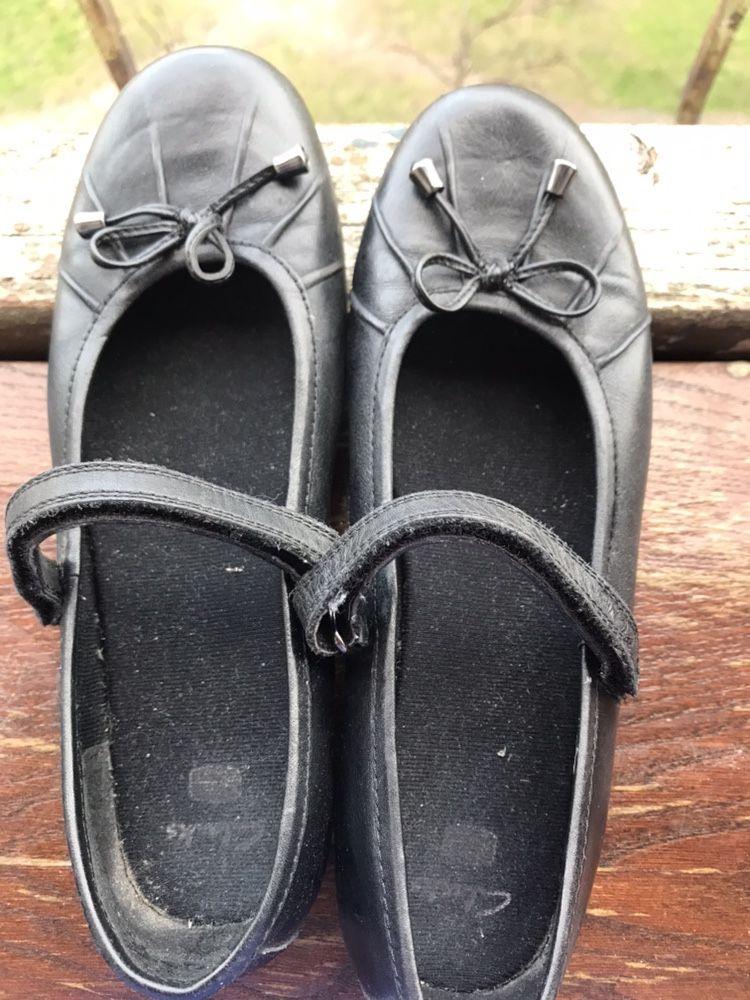 Туфли Clarks 3,5 стелька 23