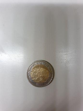 Moneta 5 zloty Kopiec Wyzwolenie 2019