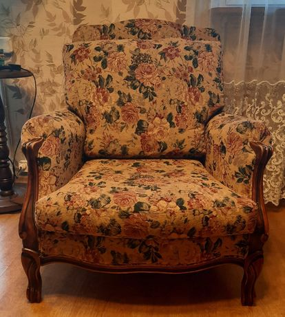sprzedam używany fotel