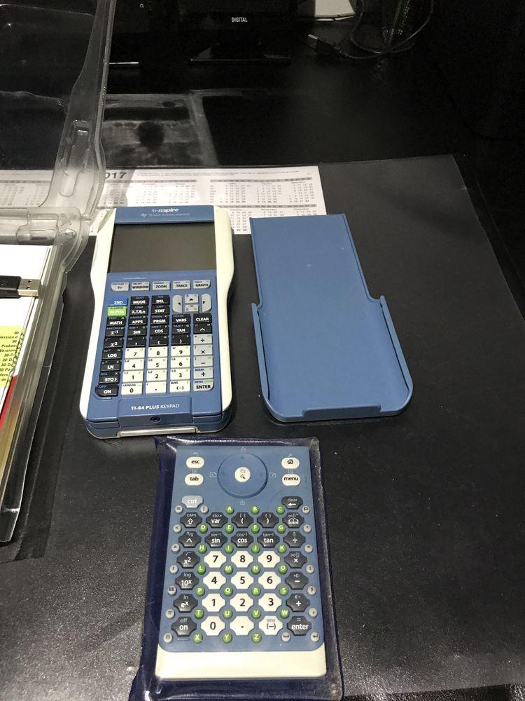 Calculadora Texas TI nSpire 2 teclados