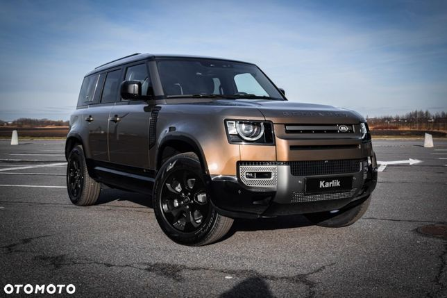 Land Rover Defender 110 2.0 Si4 300PS AWD Auto X-Dynamic SE