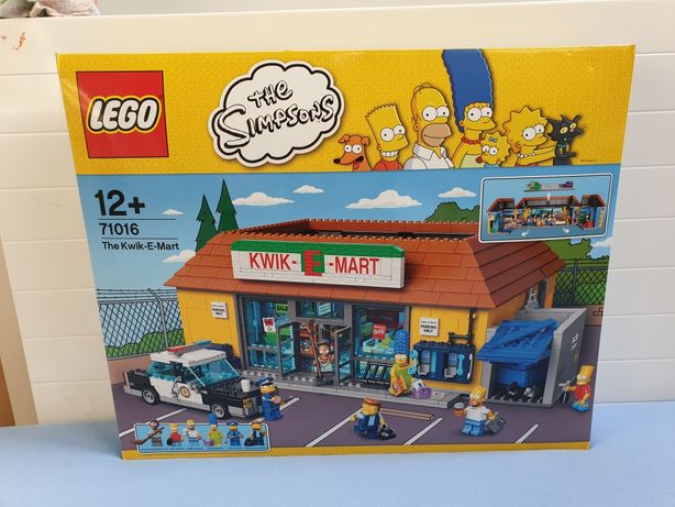 LEGO 71016 The Simpsons The Kwik-e-Mart