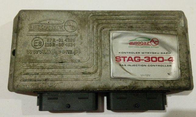 Komputer Sterownik LPG STAG 300-4