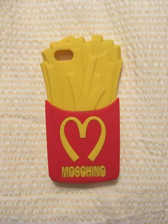 Capa de IPHONE 5 SE 5S 5SE * Moschino