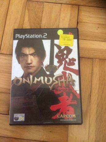 Onimusha Warlords PS2