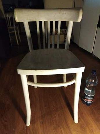 Stare krzesło prl vintage