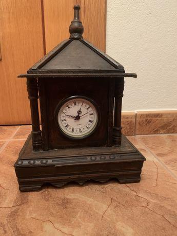 Relógio madeira coleção decoração