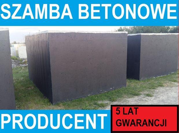 Szambo, szamba betonowe 4-12m3 Ryki, Garwolin,Stoczek Ł,Dęblin, Puławy