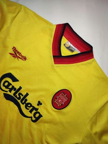 Liverpool FC 97-98 Vintage Reebok