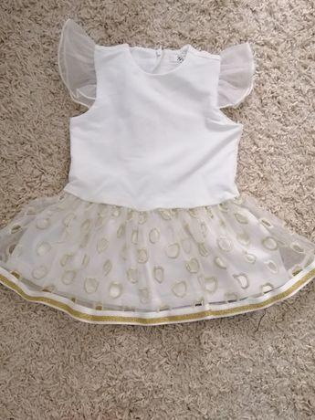 Платье на крещение, нарядное платичко