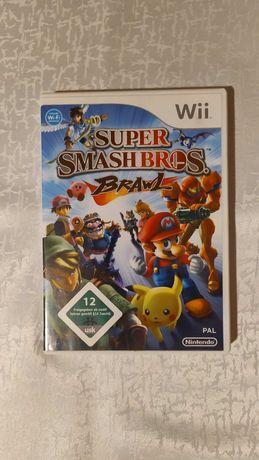 Super Smash Bros Brawl Nintedo Wii