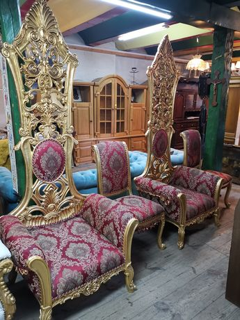 Złote trony Królewskie