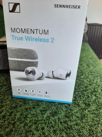 Słuchawki Sennheiser Momentu True Wireless 2