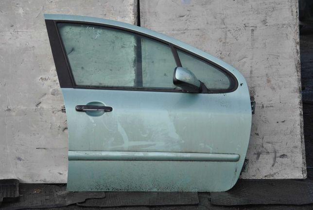Drzwi prawy przód Peugeot 307 sw