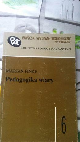 Pedagogika wiary Marian Finke