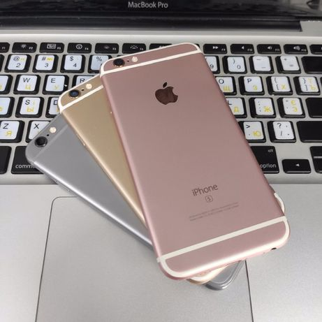 Акция + iPhone 6s 16/32/64/128GB Space/Silver/Rose/Gold 5S/7/8/X