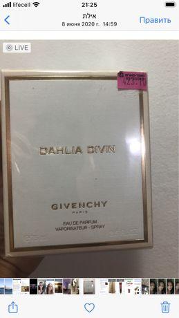 Духи Givenchy Dahlia Divin