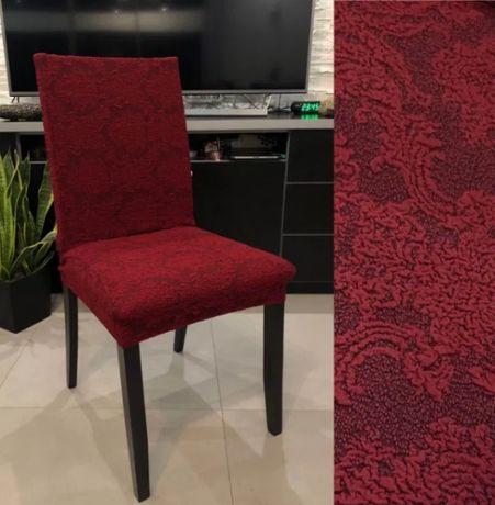 Красивые и полезные в быту чехлы на стулья без юбки, чохли на стільці