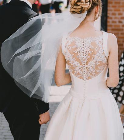 Suknia ślubna White One Sabrina 34