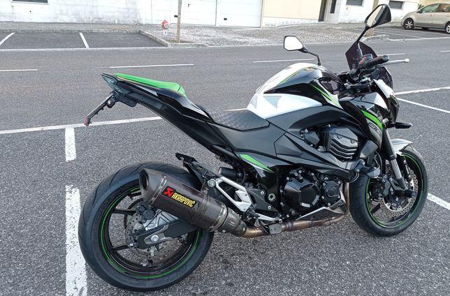 Kawasaki z800 como nova