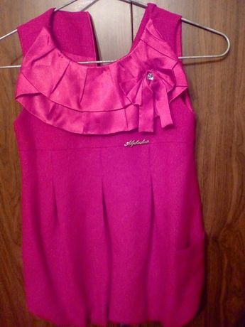 Платье 130 размер
