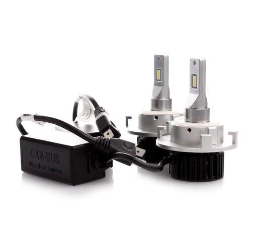 Лампы светодиодные ALed X H7 6000K 35W Hyndai USA/Korea