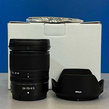 Nikon Nikkor Z 24-70mm f/4 S (NOVA)