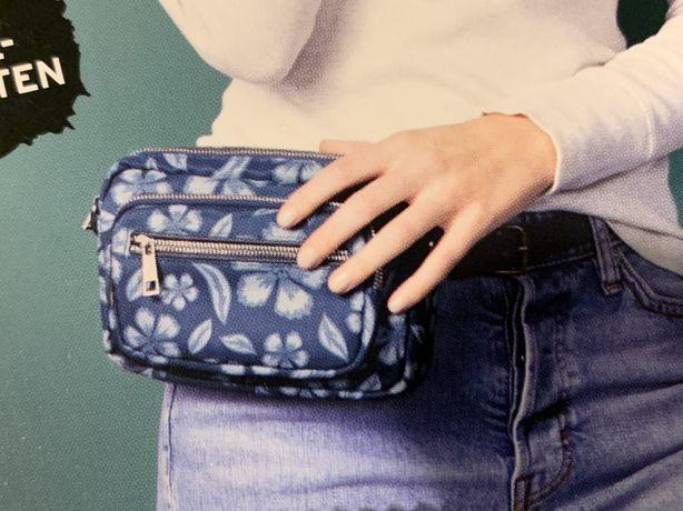 Nowa torebka noszona na trzy sposoby