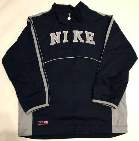 Теплый анорак vintage Nike