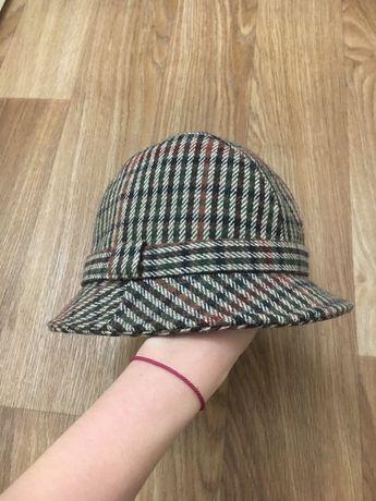 Шляпка и шарф, шляпа, комплект